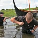 Burghard Pieske, Projekt Euro-Viking